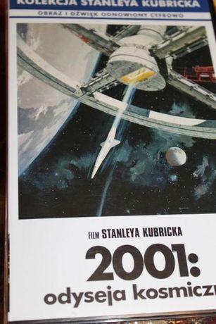 VHS Odyseja kosmiczna 2001 oryginał kaseta wideo