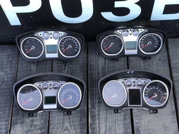 Форд Фокус 2 панель приборов спідометр тахометр рестайл дизель бензин