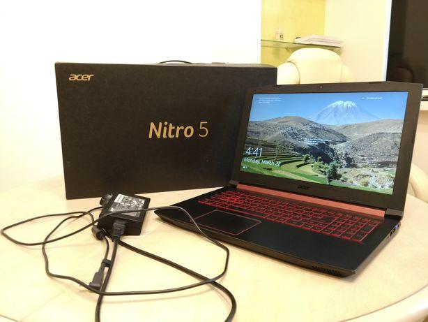 Acer nitro 5 - игровой ноут I7 GTX1050TI