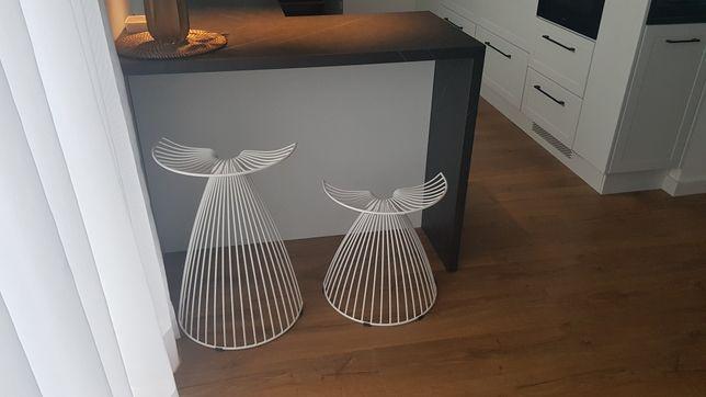 Designerskie hokery / krzesła barowe / styl skandynawski