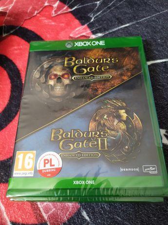 BALDUR'S GATE Enhanced Edition PL (Xbox) nowa
