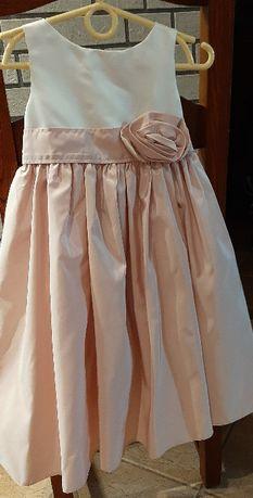 Śliczna sukienka wizytowa, wesele , przyjęcie - roz 104cm/ 4latka