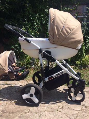 Детска коляска Дитячий возик 2в1