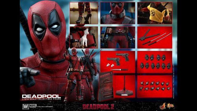 Deadpool 2 Hot Toys 1/6