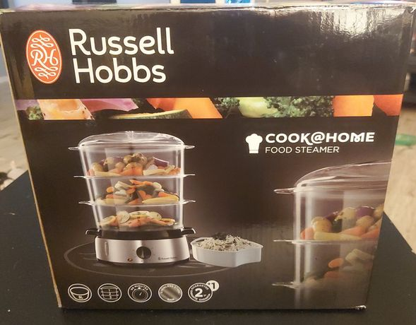 Parowar Russell Hobbs