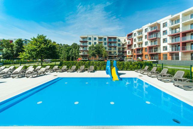 Od 14.08 Kolobrzeg wakacje apartament basen sauna jacuzzi bawialnia