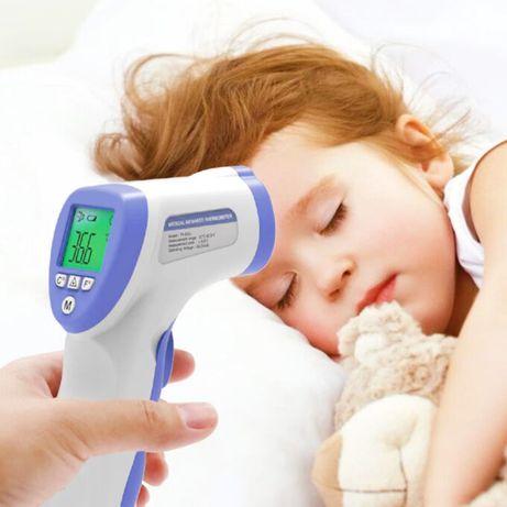 Бесконтактный инфракрасный термометр (пирометр)