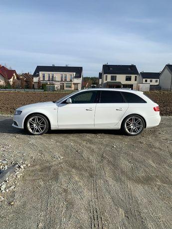 Śliczna Audi a4_Quattro_ 170 KM_ kombi_Sline