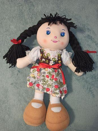 Nowa szmaciana lalka w sukience