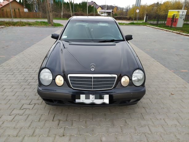 Mercedes-Benz 2,2 CDI 143 km automat