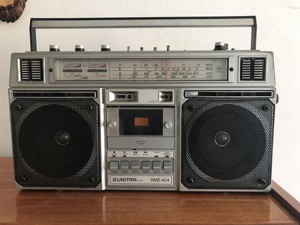 Radiomagnetofon Unitra RMS 404