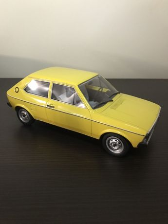 VOLKSWAGEN polo 1975 model 1:18