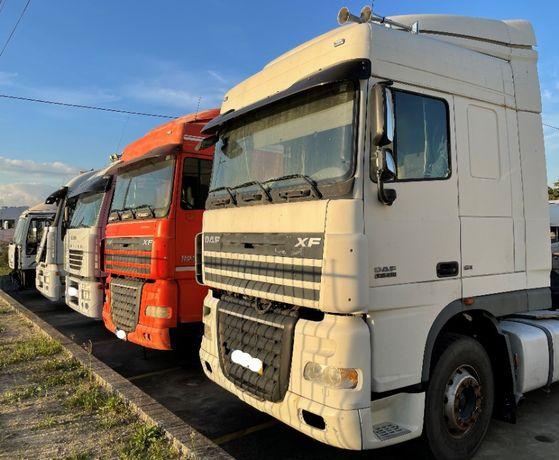 Peças para Camiões - Volvo Scania Renault Daf Man Iveco