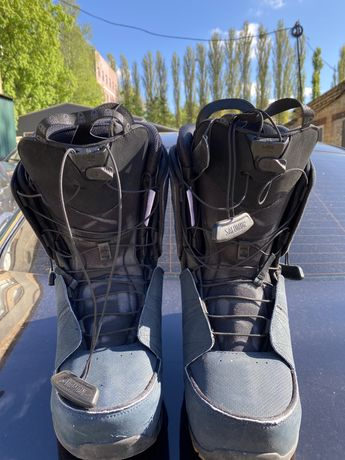 Ботинки для сноуборда Salomon Launch
