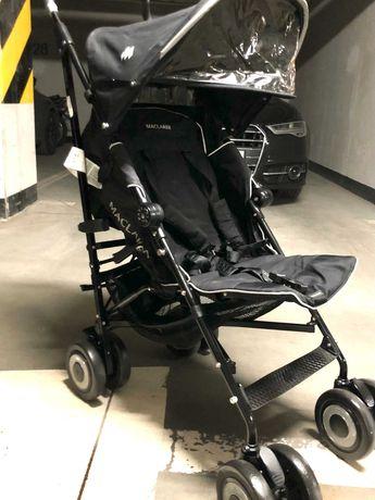 wózek Mclaren spacerówka parasolka