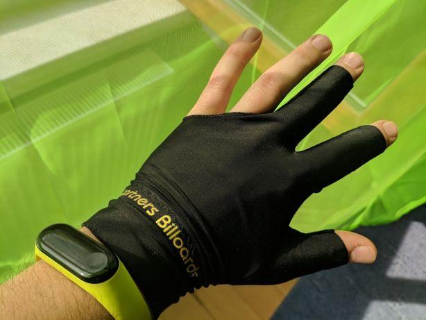 Бильярдные перчатки Partners Billiard, Перчатки для бильярда, кий