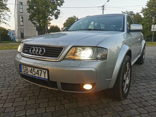 Audi Allroad 2.7 biturbo atomat LPG
