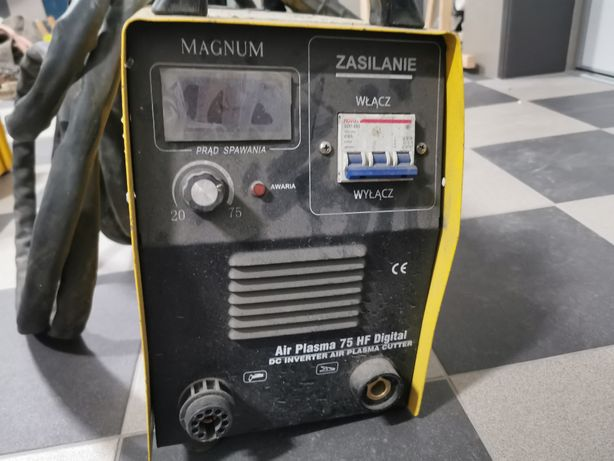 Przecinarka plazmowa Air plasma 75HF