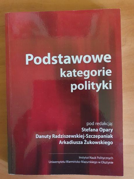 Podstawowe kategorie polityki Opara, Radziszewska-Szczepaniak