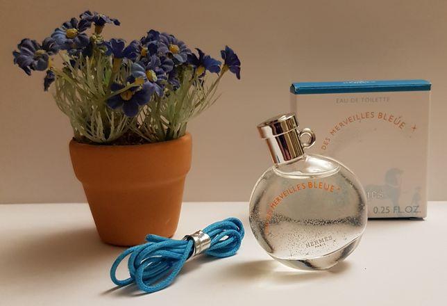 Hermes Merveilles Bleue miniaturka miniatura perfum 7,5ml