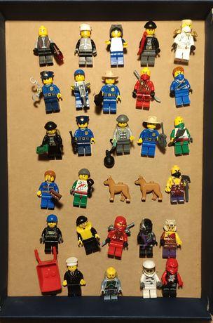 Ludziki (figurki) LEGO + LEGO ninjago