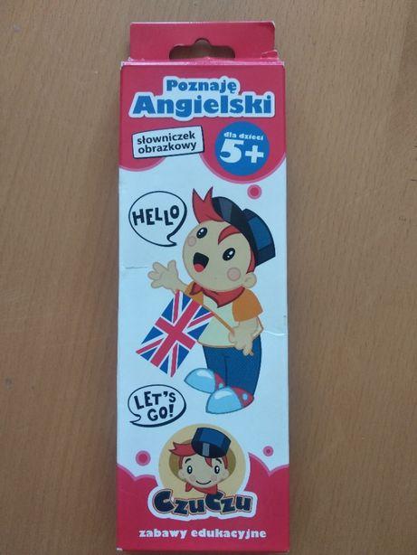 angielski dla dzieci 5+ CzuCzu
