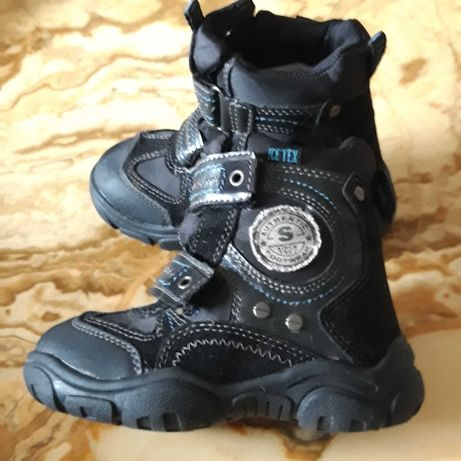AUTHENTIC Geox gore tex Germany детские брeнд сапоги 26 ботинки