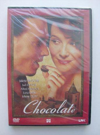 DVD filme Chocolate