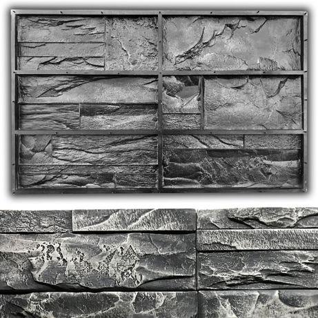 МАРСЕЛЬ - гибкая форма для искусственного камня из резины 75 по ШОРу