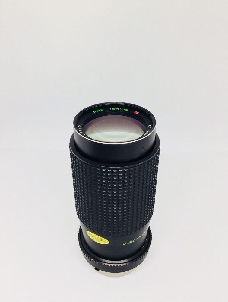 Nikon Tokina 80-200mm f4.5