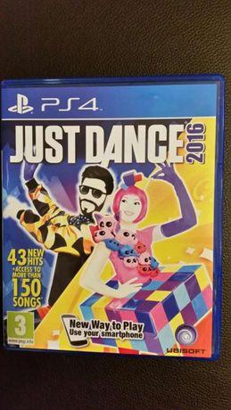 Płyta PS4 JUST DANCE 2016