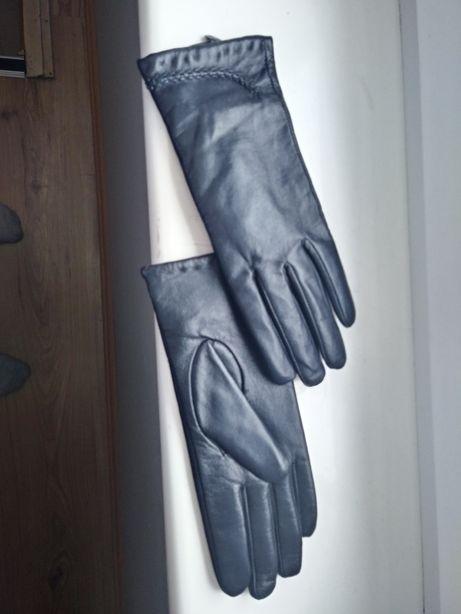 Nowe skóra skórzane rękawiczki