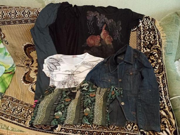Пакет женских вещей для дома или дачи 48 р.