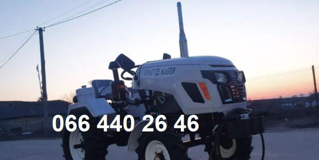Новинка 2021! Булат Т25 Мастер +передня гідросистема. Трактор Bulat