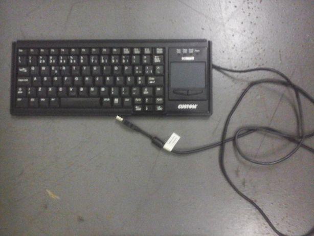 Teclado USB com rato Custom