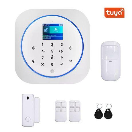 Alarme WiFi GSM sem fios APP Smartlife Tuya