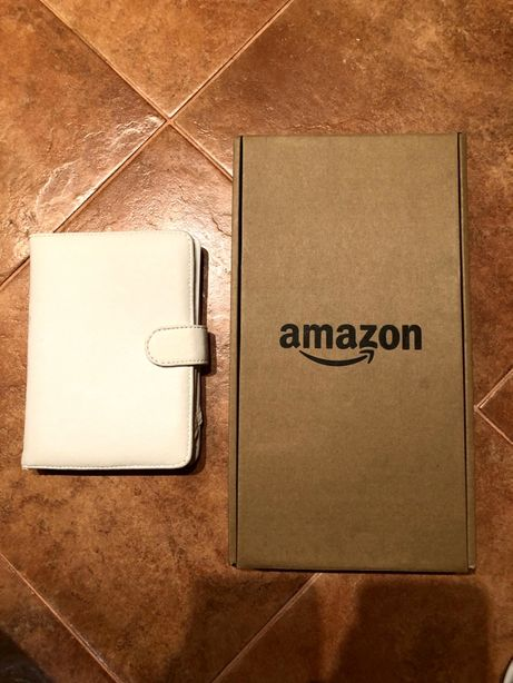 Электронная книга Amazon Kindle Paperwhite 2016