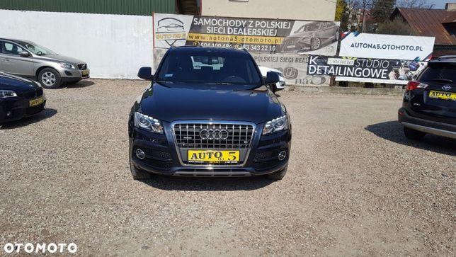 Audi Q5 Salon Polska S Line faktura Vat