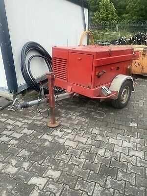 Wciagarka kablowa Bagela 3 tony z Niemiec