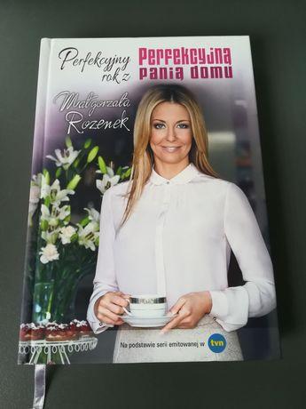 'Perfekcyjny rok z perfekcyjną panią domu' Małgorzata Rozenek