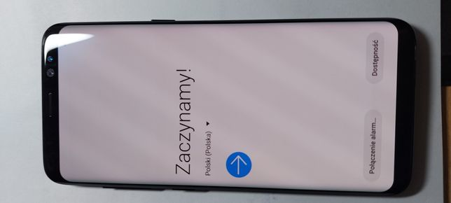 Samsung S8 jak nówka
