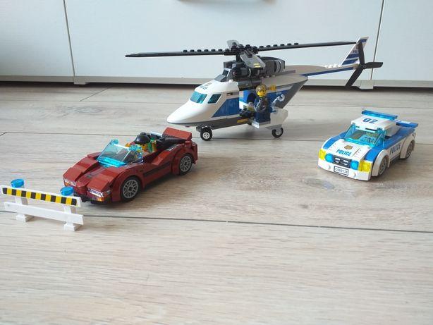 Lego city полиция 60138 стремительная погоня