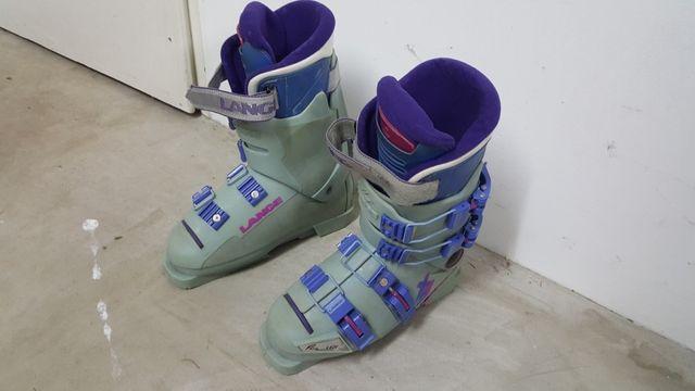 Buty narciarskie damskie LANGE rozmiar 6.0-39 czyli 38