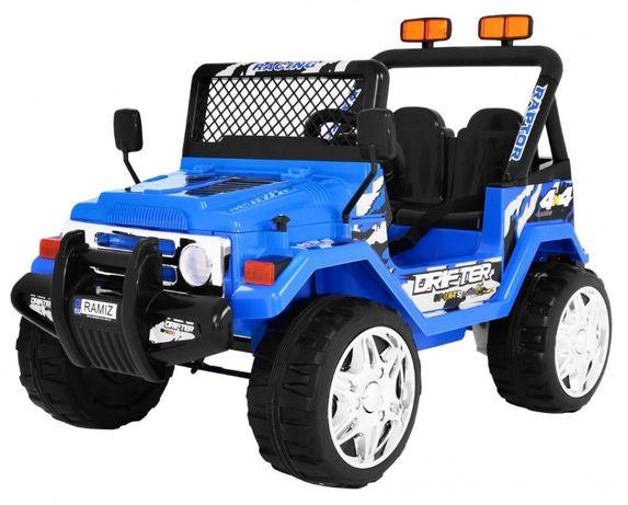 Jeep RAPTOR Drifter na akumulator Koła EVA