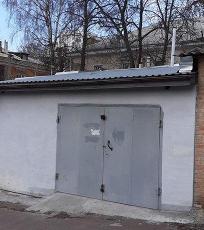 Продам гараж с документами в центре (Егорова, 6г)