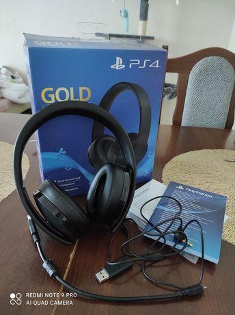 Wireless headset Sony PS4 jak nowe