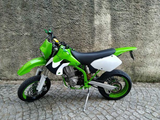Kawasaki Klx650r 97 SM