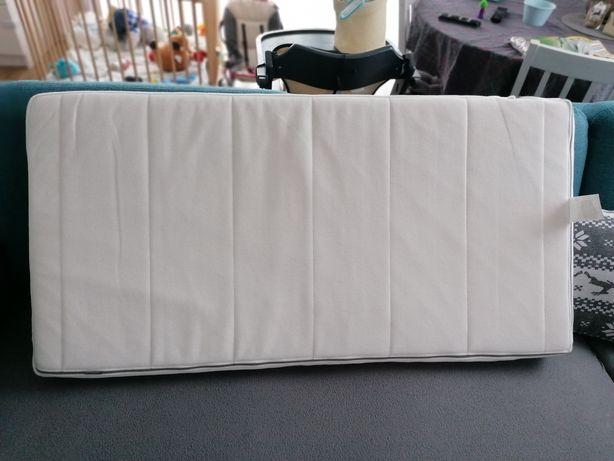 Materac piankowy do łóżeczka60x120x8 cm