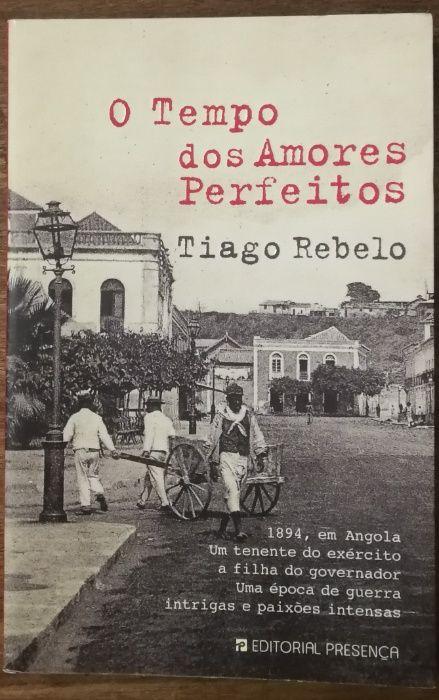 o tempo dos amores perfeitos, tiago rebelo, editorial presença Estrela - imagem 1
