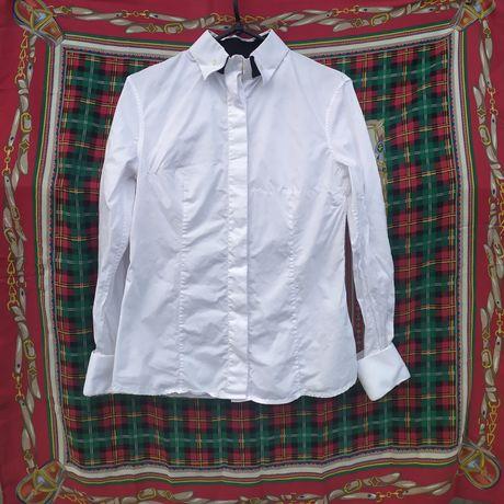 Біла сорочка dolce gabbana